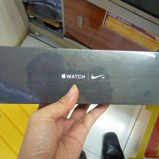 Kredit Apple seri 3 38MM nike proses mudah.