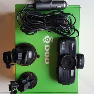 DOD GPS Car Camera