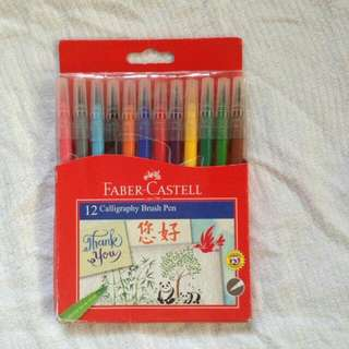 Faber Castell Calligraphy Brushes