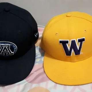 Pre loved baseball caps