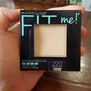 Fit Me Pressed Powder