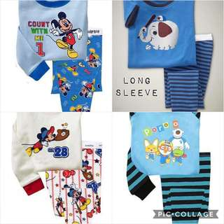 BN boy pyjamas pj size 6,7 suitable for 5-7yrs old clearance