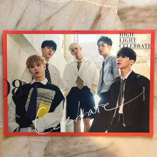 HIGHLIGHT CELEBRATE ~ Official Poster (2 for Rm10)