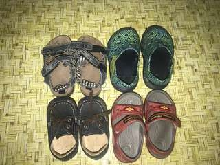 Branded Slippers, Shoes, and Sandals