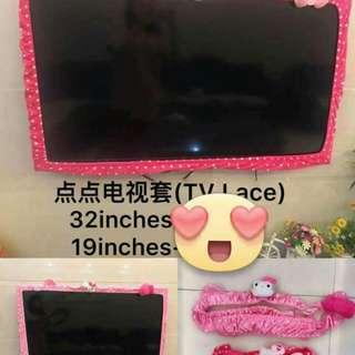 Hello TV lace