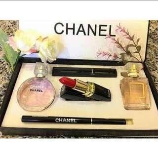 Chanel Make Up Gift Set