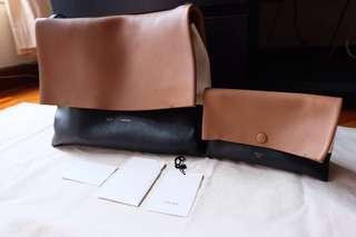 Celine All Soft Shoulder Bag (include clutch)