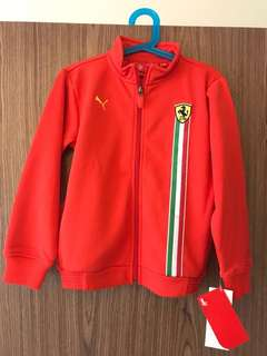Puma (Ferrari) kid Jacket