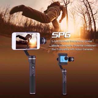 Feiyu SPG ( Splash Proof and Changeable Batt.) 📌Free delivery to your Mrt location. 📌18 Months local manufacturer warranty.👍Special Promotion from 15-31 April ( 5 set Left)📌📌Without Warranty Cheaper