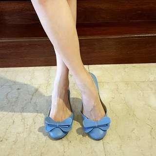 KERA & KATE Baby Blue Ballerina Flats #julypayday