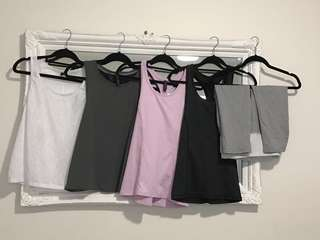 Washed and never worn .. xs and s