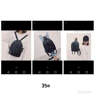 Pre order backpack