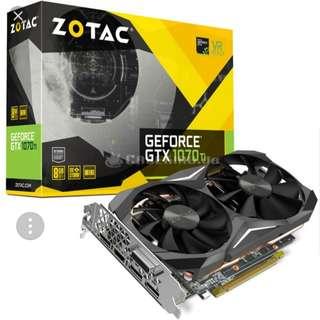 Zotax Graphic Card / GPU