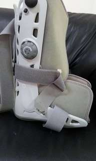 Air Cast, Air Boot, Medium Aircast boot