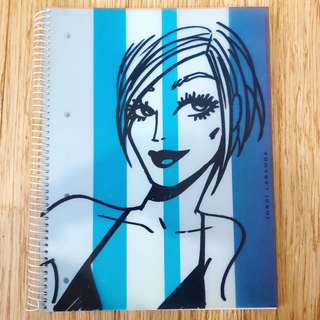 Jordi Labanda Large Blue Notebook