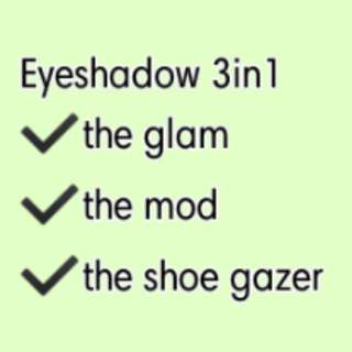 Eyeshadow pallete marc jacobs
