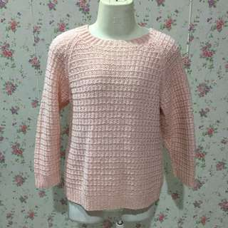 Knitted Sweater 3-4T