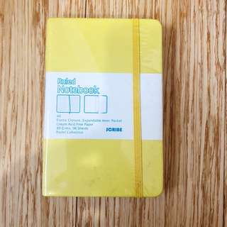 Scribe Ruled Mini Notebook