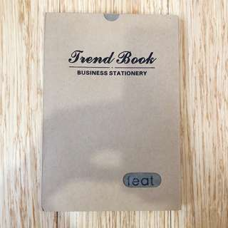 Trend Book Business Stationery