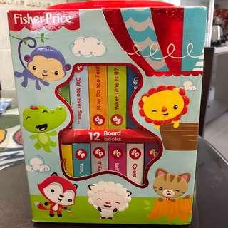 Fisher Price Board Books