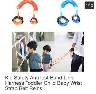 Safe kid - wrist harnest