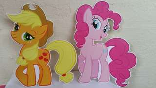 $12/pc My Little Pony Centrepiece Table Centerpiece Birthday Party Decoration