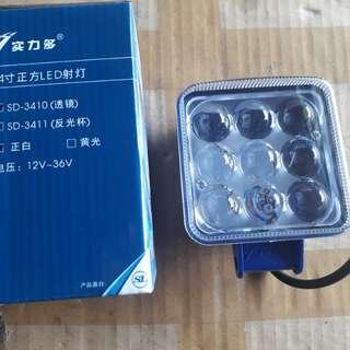 LED working lamp spot 12-36v