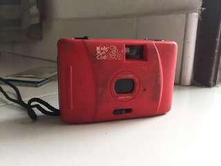 Vintage KFC camera