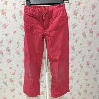 Faded Glory Long Pants 4-5Y
