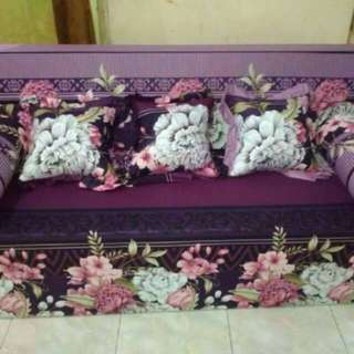 Cover sofa bed no 1 200*180*30