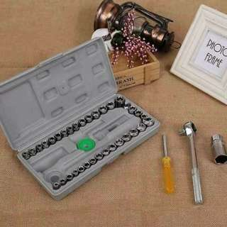 AIWA SOCKET WRENCH SET