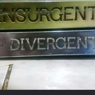 Divergent amd Insurgent