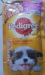 Pedigree Pouch For Puppy