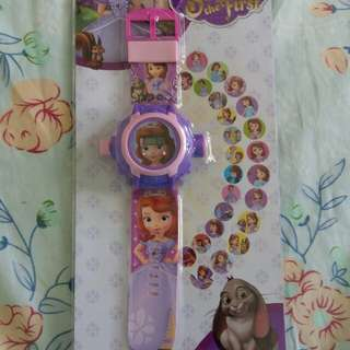 Sofia the First Watch