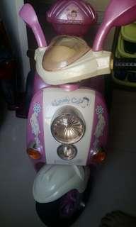 電動兒童電單車