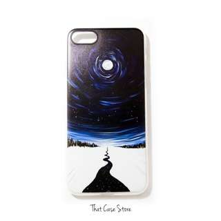 INSTOCK IPhone 7 / 8 Galaxy Painting Phone Cover