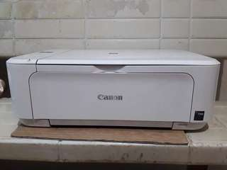 Canon MG3170 Print-Copy-Scan-Wifi