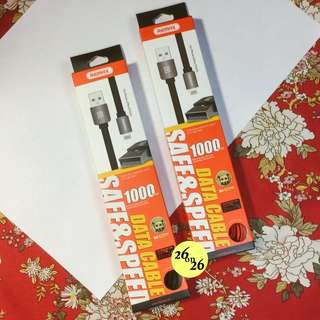[HOT] Remax USB Cable