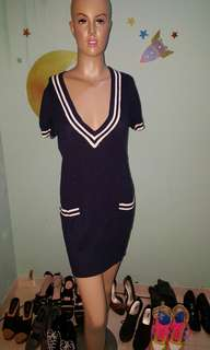 Knitt rajut dress