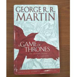 Game of Thrones: Graphic Novel, Vol. 1
