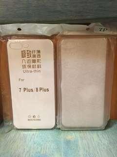 iPhone 7 Plus 8 Plus 透明膜殼