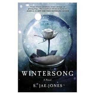 E-book English Novel - Wintersong (Wintersong, #1) by S. Jae-Jones