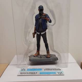 Watch Dogs 2 Marcus Figurine