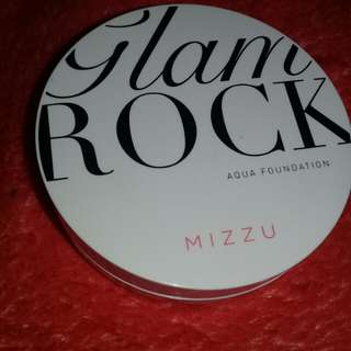 Glam Rock Aqua Foundation Mizzu