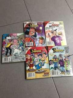 Archie Comic : Jughead's Double Digest
