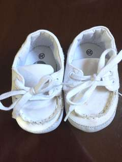 Little Blessings White Shoes