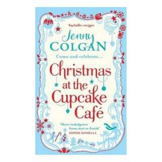E-book English Novel - Christmas at the Cupcake Café (At the Cupcake Café, #2) by Jenny Colgan