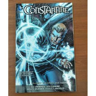Constantine Vol.1 : The Spark And The Flame ( The New 52)