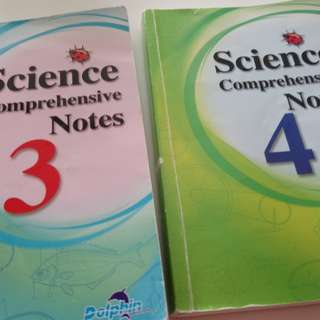Science Comprehensive Notes