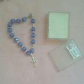 Wiring Bracelet Rosary